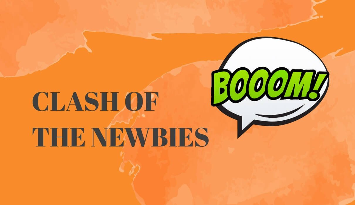 Join our £1K Clash Of The Newbies slot tourney for the chance to win a weekly share of £250 in Games Bonus!